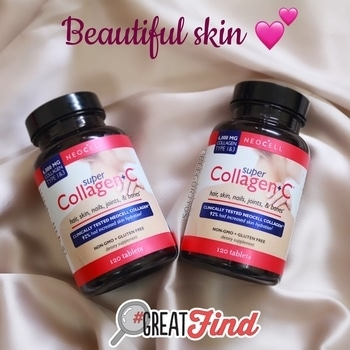 Hey lovelies! Happy Friday!😃How are you all? Here I have @neocell 's Super Collagen + Vitamin C supplements. I have used half a bottle so far. I haven't seen much difference in my skin yet, however I do feel more energetic & flexible otherwise. The biggest difference I notice is in my hair & nails. They are growing faster & stronger. Collagen is said to be good for your hair, nails, skin, joints & tendons. You will not see instant results like the liquid formula but with consistent intake you will see a visible difference in a month or so. Neocell are the most rated collagen supplements on Amazon with over 2k reviews & 4 stars not rating. That says a lot about their quality & popularity. If you are suffering from thinning hair & aching joints then definitely try giving these supplements a go!✌🏼#supplements #neocell #neocellcollagen #collagen #vitaminc #skincare #healthyskin #beauty #beautyjunkie #beautyblogger #beautifulskin #skin #bblogger #indianblogger #mumbai #delhi #london #instadaily #potd #healthy #flatlay #motd #productreview #friyay #friday #instadaily #beautygram #blogginggals #glowyskin #greatfind