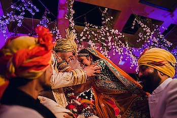 The first time i saw you, my heart whispered, that's the one...   Picture credits: The Royal Affair #love #weddingasia  #happiness #weddingphotography #moment #2018 #newdelhi #ludhiana #jaipur
