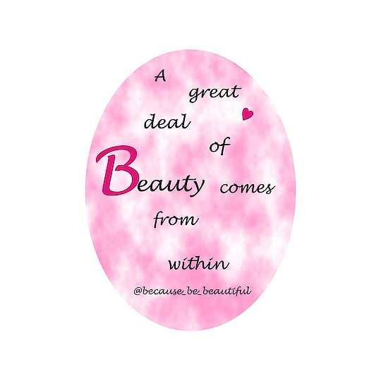 Seek Your Inner Beauty🌹 . . 🌷B3 Quote for the day🌸 . . 🌷Keep Following @because_be_beautiful for  More such Beautiful quotes🌸 . . #blogger #productreview #beautybloggers #beautyquotes #lifestyle #health #quotes #giveaway  #love #giveaway #bloggersofinstagram #indiblogger #kolkatablogger  #wedding #instagood #instalikes #instafollow #like4like #kolkata #followforfollowback #followforfollowers #likeforfollow #bloggerlife #behappy #beyou #becausebebeautiful ❤