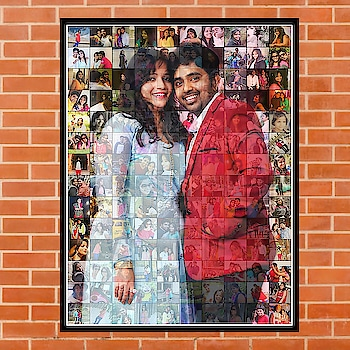 Order Done😊 Couple  Special❣️ 👍3D Style PHOTO MOSAIC💞 👉without frame A4 size And Big A3 Size Available 👉soft copy by Mail Available👍 Create Your Memories ❤️Let your memories Shine✨ ✨ ❤️50-70 pics need And 150 pics extra charge ❤️Dm for Order details💬 👉For order send Name 👉Address & pin cod 👉No COD🚷 . . . . #surprises#specialgift#happybirthday#birthdaygift#birthdaygifts#customisedgifts#uniquegifts#giftsforher#giftsforhim#giftsforcouple #anniversarygifts#anniversarygift #personalisedcards#greetingcards#handmadegift #handmadegifts#handmadecard #womanentrepreur#femaleentrepreneur#giftideas#hennacreations #spreadinghappiness#aGiftingTale