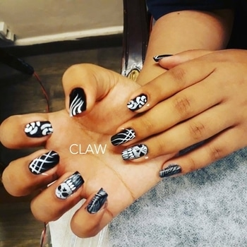 Weekend party nails💅🏻💅🏻 #claw#nailspa #clawmumbai #clawdelhi #clientdiaries #happyvibes #happyclient #happyus #getclawed💅💅 For appointments in MUMBAI call on , 9967401031 , 7045204981 For appointments DELHI call on 9811197099 , 9278375598 , 9871798965  WEBSITE : www.claw-nails.com