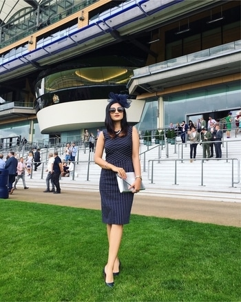 Race day outfit 🐎  #ootd #whatiwore #ascotraces #ispeakwhatyoulove #outfit