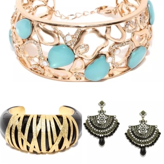 Looking for a buyer who will buy my Balance Italian manufactured jewellery from Myntra warehouse Bangalore . To view my collection please visit www.myntra.com and look for Mona Shroff Jewellery. Interested parties please inbox me.