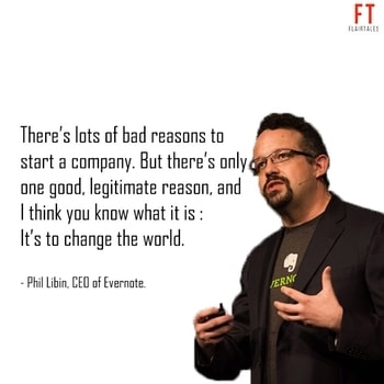 Here's an inspirational thought to remain motivated even on sundays! No idea is too big or too small. If you want to change the world, go ahead and do it.  #quotesdaily #instaquote #foodforthought #lifelessons #phillibin#evernote #inspiration #motivationalquotes #passion #hardwork #like #flairtales #success #entrepreneurship #followyourdreams #wordsofwisdom #positivethinking #inspiredaily #company #changetheworld #reasonstolive
