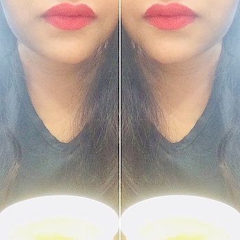 In love with this lipshade from @lakmeindia 😍 . . . . . . #lakme #lakmelipstick #matte #mattelipstick #mattelips #lips #lipstick #lipshade #lakmemakeup #lakmeindia #lakmeindiafashion #fashion #be-fashionable #woman-fashion #fashionables #fashionation #ropo-fashion #fashion-addict #makeup #ropo-makeup #cosmetics #ropo-cosmetics #cosmetics  #nykaa #nykaabeauty #onlineshop #online-shopping #lookbook #lookgoodfeelgood #lookgorgeous #lookgoodnfeelgood #summer #summer-fashion #summer-looks #summer-styles #ropo-style #roposo #roposogal #roposo-fashiondiaries #roposo-makeupandfashiondiaries #roposo-good #roposo-fashion #roposoblogger #roposoblogs #roposoblogging #blogger #bloggerlife #fashion-blogger #fashionblogger #fashionbloggerindia #fashionbloggerdelhi #fashionbloggerstyle #delhidiaries #delhibloggergirl #delhifashionblogger #delhifashionista