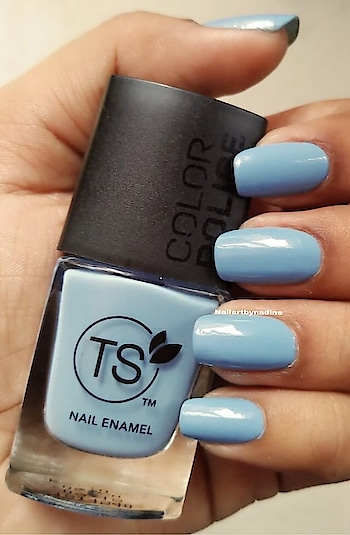 #nails #nail #fashion #style #cute #beauty #beautiful #instagood #pretty #girl #girls #stylish #sparkles #styles #gliter #nailart #art #opi #photooftheday #essie #unhas #preto #branco #rosa #nykaa #love #shiny #nailpolish #nailswag . .  Follow me on Instagram :- nailart_by__nadine . . Subscribe my YouTube channel - https://youtu.be/b-aRKU6UlXs
