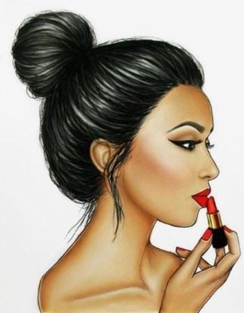 Happy National Lipstick Day! #romanyapsarah #roposoblogger #nationallipstickday