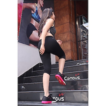 A pair of running shoes and Dream can take you anywhere .  Rise High ✌🏻 @campusshoes one of my favourite brand since teen , has come up with a new range of shoes which are very comfortable and light weight. I can wear these on regular basis as well as during my workout days .  Also they are very trendy 😉 . . . #fashion #beauty #fashionstyle  #outfit #lookbook  #love #shooting  #getvoguehere  #ootd #makeup  #pictures #shoot  #accessories #delhiblogger #loveblogging #2017 #summer  #saloni #ahuja #  #blogger #newblogpost #bloggerslife #likeforlike  #fashiondesigner #indiantrendingbloggers #fabebg #newtrends #vogue #bartalkindia