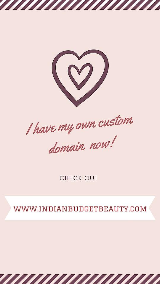 | www.indianbudgetbeauty.com |#beautyblogger #indianbeautyblogger #blogger