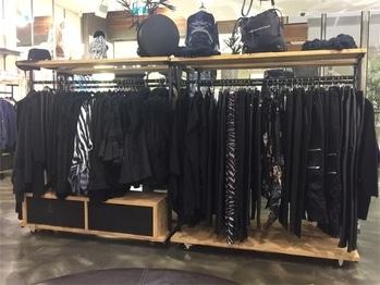 #shop #makeover #hangbycolour #revamp #suit  #leilani # australia #australiandesigners  #blush #pinkobsession  #black #khaki  #white #greylove #greytop