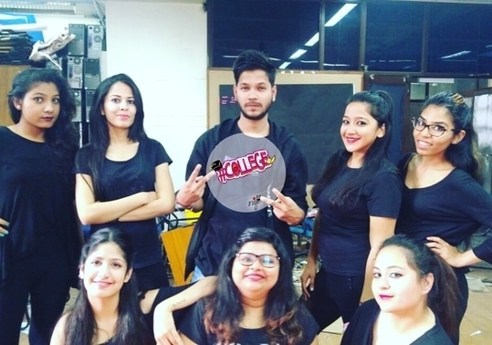 #dancers #mdes #NiftDelhi #spectrum #College