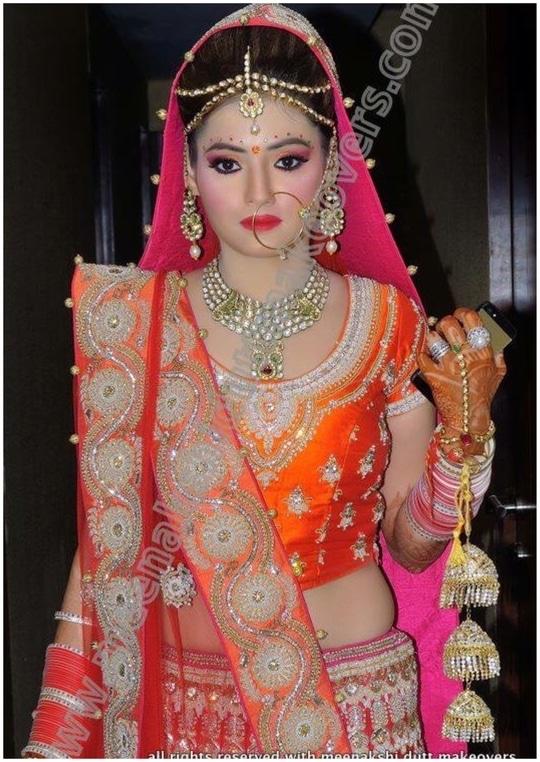 Bridal makeup in 2014 , #meenakshidutt #meenakshiduttmakeoversdelhi #muadelhi #muaindia #makeupartistindia #bridalmakeup #bridalmakeupartist #indianbride #indianbridalmakeup #indianbridalmakeupartist  #makeup