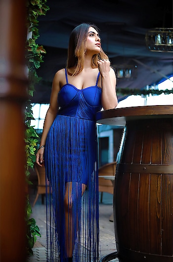 Find someone who make you feel special about your flaws and takes you closer to your dreams 🥰🥰♥️ : Outfit from @inclosetbypooja 🤩💙💙 : #eyes #dreamyeyes #dreamer #dreams #dreamcatcher #keepdreaming #feelingblue #blue is #beautiful #myfav #mylove #boldandbeautiful #bossbabe #beauty #blueoutfit #style #fashion #fashionblogger #fashionista #styleblogger #fashionstyle #moodygrams #goodvibesonly #nehamalik #model #actor #blogger #instagood : : Photography @horilhumad : Mua @makeupbyvaish