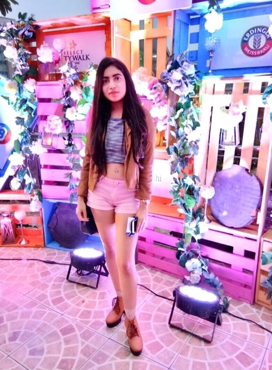 From #sundownerconfluence @sodelhi  , celebrating @selectcitywalk 10th anniversary ❤️ . . . #fabebg #citywalkturns10 #selectcitywalk #sodelhi #shopping #blogger #fashion #party