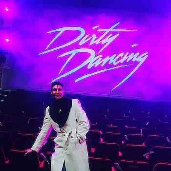In London...What a fantastic musical ... dance drama emotions and most importantly dance...  #dance #drama #emotions #dirtydancing #lovedance #london #londonfashion #unitedkingdom #travel #musical #dirtydancingmusical #broadway #broadwayworld #broadwayshow #sandipsoparrkar #roposolove
