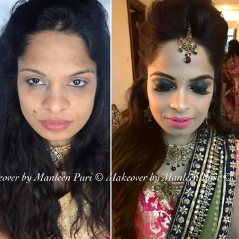 #partymakeup #picoftheday #bridalmakeupartist #bridesmaid #bridesister #popxowedding #smokeyeyes #lovewhatido #makeoverbymanleen #makeupgoals #tygod 🙏🏻