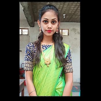 #sareelove #traditionalwear #traditionallove #roposo #risingstar