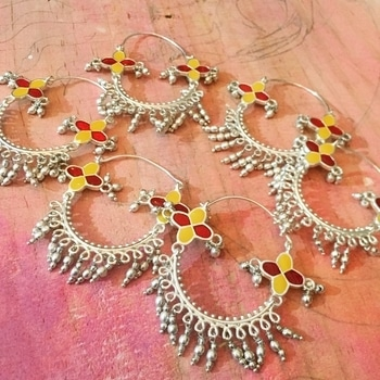 what's app 9811473577  to order. . . . Shipping charges extra on orders below ₹1000 .. . ... .... .Rs ₹50 Delhi/ncr, & 70 other states . . . #tbt #ootd #fashionista #accesories #accessories #shopping #jewelry #handmade #bohostyle #bohemian #photooftheday #instagramhub #instafashionblogger #indianwedding #bohostyle#wedmegood #instastyle #igers #styleblogger #shoutout #lovejewelry #fashionstore #trendingnow #earrings #funky #necklace #junkjewellery #onlineshopping