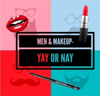 Men and makeup ? 5 hunks tell us whether its a Yay or a Nay ! Check out the link in bio ❤️ What do you think ? #men #menmakeup #makeup #mensfashion #makeupandmen #mendoingmakeup #handsome #handsomemen #mencosmetics #mencosmetic #yay #nay #blogger #mumbaiblogger #bloggersofinstagram #bloglike #follow #instafollow