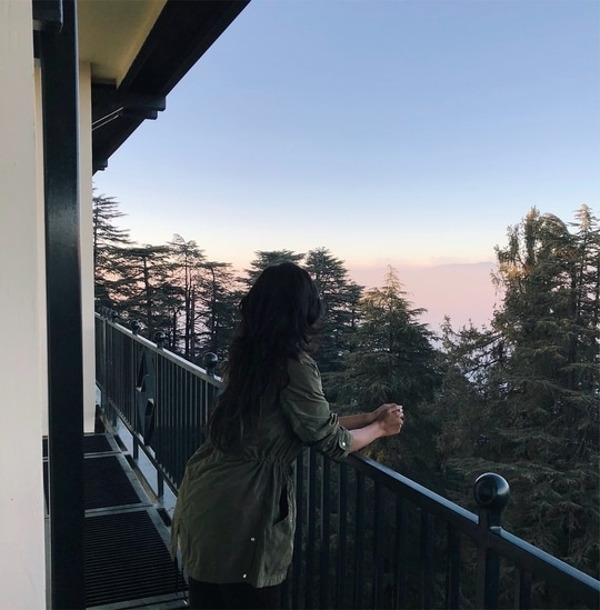 Folks, thank you for the overwhelming response on my recent trip pictures! As requested, a brief on my stay at Wildflower Hall Oberoi, Shimla & tons of pictures are now on my blog -> http://www.myblackskirt.com/4-days-at-wildflower-hall-oberoi-shimla/  #HimalayanVacations
