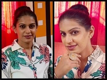 Workday #imageconsultant #groomingexpert  #makeupartist #soroposo #roposolove #funwork #bangalore #times #ringlove