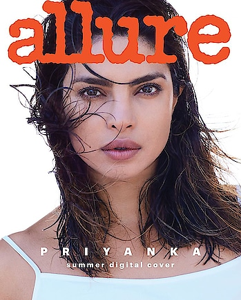 Priyanka Chopra for Allure Magazine's first ever digital-cover 😍🔥    #priyankachopra #allure #digitalcover #bollywood #hollywood #magazine #photoshoot #casual #nickjonas #internationalcelebrity