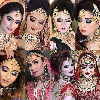 Different #makeuplook @meenakshiduttmakeoversdelhi #meenakshidutt #meenakshiduttmakeoversdelhi #makeupartistindia #makeupartistdelhi #hairandmakeup #makeupacademymakeupschool #makeupacademydelhi #salonservices #bridalmakeupartist #makeupartistindia #makeupartistdelhi #indianbridalmakeup #indianbridalmakeupartist #bridalfashiondiaries #learnmakeup #makeupgoals
