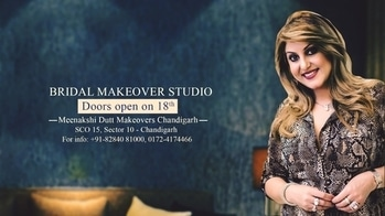You are cordially invited.... For Grand Opening of Tricity's best Makeover Studio  Meenakshi Dutt Makeovers Chandigarh  On 18th November,2017 11:30am onwards  Be there & feel the difference...... #make-up-lovers #meenakshidutt #meenakshiduttmakeoversdelhi #chandigarh #panchkula #mohali #women-fashion #bloggerfashion #weddingtips #bridalmakeup #bridal-jewellery #bridal-wear #wedding-photographer #makeupinspiration #makeup and eyes makeup #bridal makeup  #celebrity makeup #makeup ideas #fashionqueen #fashionable  #fashion statement #fashion icon