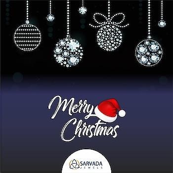Merry Christmas to everyone! #Xmas #Xmas2018 #ChristmasSale #SarvadaJewels