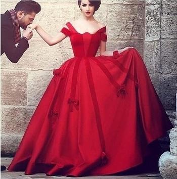 #redbeauty #weddingowns #designercollection #elegantlook #redhotness #beboldbebeautiful #beyourself