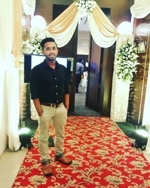 When I dress up for wedding 🕴