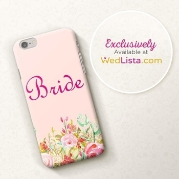 """Now that you are his """"Bride"""", show it off with this crazy Mobile Cases from WedLista.com!  Shop HERE: http://bit.ly/WL_MobileCases  #WedLista #FashionForWeddings"""