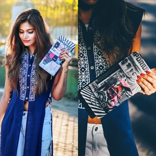 Thank you @indiacircus for this quirky clutch which I can carry with Fusion as well as Western wear   #WardrobeSecrets #WSdaily #GulaalCreations #IndiaCircus #FashionBlogger #Fashiondaily #mumbaifashionblogger #mumbailifestyleblogger #LifestyleBlogger #lookbook #ootd  #Fashion #Style #picoftheday   #cute #follow #followme #happy #tagforlikes #beautiful #girl #tagforlikes #me #photooftheday #like4like #instalike #bestoftheday #igers #instadaily #instacapture #instagood #roposo #roposogal