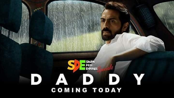 "✌😎""DADDY ""😎✌           COMING TODAY              Must Watch it. . 😎Jai shambho narayan 😎"