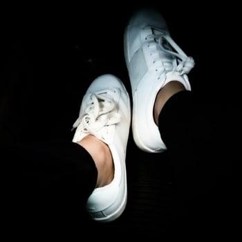 Good shoes take you good places ! 😉 what's your plan for today ?  SHOES : ZARA . . . . . . . . . #chic #bootsandbuttons #mensfashion #fashionpost #styleblogger #fashionblogger #menwithstyle #white #shoes #roposo #soroposo #roposostylefiles #ropo-good #love #zara