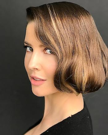 Amanda Cerny #shorthair #glamorouslook #babe