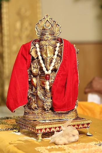 Shri Ganeshaya namaha #ganesh #godsownkerala #god #ram