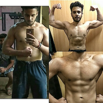 My first competition prep ( that dead face tho) #bodybuilding #bodybuilder #fitness #fitnessmodel #physique #shredded #ripped  #vedantjadhav #competition #transformation