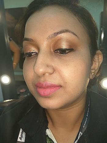 Corporate Makeup😊 #makeup #makeupartist #makeupartistindia #makeupartistkolkata #corporatemakeup #sudeshnasmakeover #followme #followmeonroposo #followback #followmeplease #roposo #roposomakeup #roposomakeupartist #roposomakeupandfashiondiaries #roposofollow #roposofollowme
