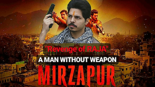 https://youtu.be/eiA9ncW3fN0  This time kuch alag banaya hai do watch and let me know your views about it. #mirzapur