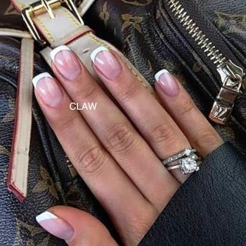 French manicure week @claw.  French on natural nails #claw #nails #nailart #nailspa #frenchnails #frenchmanicure #frenchombre #beauty #opi #opinails #getclawed💅🏻💅🏻 For appointments in MUMBAI call on , 9967401031 , 7045204981 For appointments DELHI call on 9811197099 , 9278375598 , 9871798965  WEBSITE : www.claw-nails.com