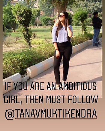 IF YOU ARE AN AMBITIOUS GIRL, THEN YOU MUST FOLLOW @tanavmuktikendra   #quoteoftheday #quotestoliveby #quotesdaily #quotesaboutlife #quotes #motivationalquotes #motivation #attitude #youtuber #thoughtoftheday #thoughts #girlpower #girlpowerquotes #tanavmuktikendra #roposopower #ropo-girl #roposoness #roposo-creativephoto