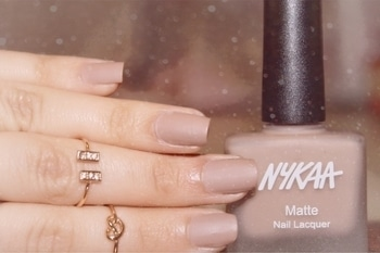Having my Monday morning breakfast, FRENCH TOAST not on the plate but nails. 💅🏻🌹 #nykaa #frenchtoast #theluxecult #nails #fashionlover #fashion #fashionblogger #stylebloggers #makeup #makeuplover #blog #blogger #followblog #instagram #instastyle #instafamous #instafashion #like4like #follow4follow #followme #diy #likemyrecent #love #mondaysbelike #bloggerstyle #bloggerlife #nail #loveyourself #nykaanails #soroposo #roposogal #roposoblogger #roposo-makeupandfashiondiaries  #nailcolour