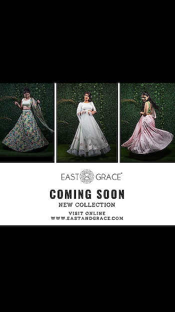 ‭‭‭‭‭‭‭‭‭‭‭‭‭We are launching our new collection with all new products very soon. Please contact us at care@eastandgrace.com for any questions.  With #Love, EAST & GRACE www.eastandgrace.com #eastandgrace #saree #blouse #happyshopping #beautiful #indian #sari #desi #lehenga #ribbonembroidery #handembroidery #fashionista #fashion #model #photooftheday #picoftheday #bestoftheday #celebstyle #wedding #milanfashionweek #portraitphotography #stillphotography #modeling #fashionphotography #portfolio #portraitpage #portraits #photoshoots #punjabiwedding #fashionista #indianblogger #fashionblogger #follow #repost #look #lookbook #Indianfashionblogger #streetstyle #ethic