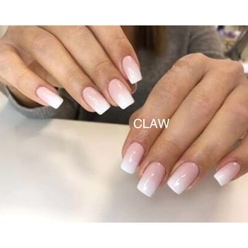 French ombré nails 💅🏻 #claw #nails #nailart #nailspa #frenchnails #frenchmanicure #beauty #opi #opinails #getclawed💅🏻💅🏻 For appointments in MUMBAI call on , 9967401031 , 7045204981 For appointments DELHI call on 9811197099 , 9278375598 , 9871798965  WEBSITE : www.claw-nails.com