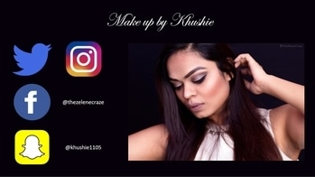 Make up video #comingsoon  www.thezelenecraze.com #instagram #facebook #snapchat #twitter #makeup #makeuplove #mua #muadelhi #model #thezelenecraze #modeling   https://youtu.be/LvOewQC26MA