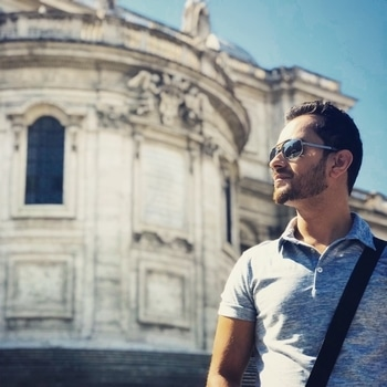 Add caption…I feel #royal in #Rome 😉. Feel like playing the #saxophone next to a #monument. Would be so #cool. #saxyraghav🎷