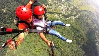 #selfie #cloud9 #Worlds2ndHighest #Asia1st #paragliding  #flyinghigh #silence #peaceful #travelpost #travel #wanderlust