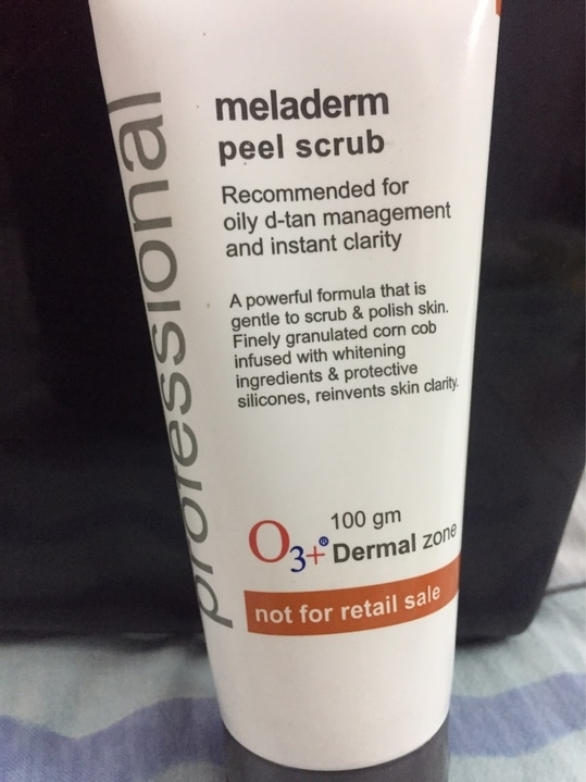 #reviewoftheday #O3dermalzone #O3 #o3plus #O3plusdermalzone #meladerm #peel #scrub  Scrub with very fine beads and in surplus quantity... impressed with the fineness of this scrub #smoothening skin after use Visible #glow achieved Trusted brand ✅ #o3plusprofessional   #blog #blogger #roposoblog #roposoblogger #roposodaily #roposodailyfiles #review #roposoreview #roposostylefiles #fashion #fashionista