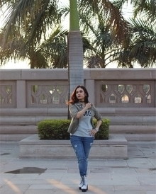 Candid shot... shoot scenes  . . . #bespokegrub #indianblogger #lucknowblogger #candid #shootscenes